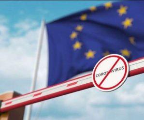 У Євросоюзі продовжили дію обмежень на поїздки
