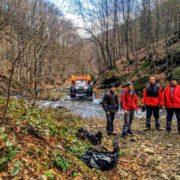 У Карпатах знайшли тіло туриста, який заблукав у лютому