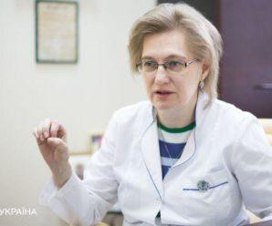 Протидія вже неможлива: Голубовська розповіла про реалії COVID-19 в Україні