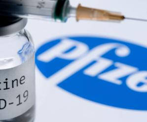 Прикарпаття отримає понад тисячу доз вакцини Pfizer проти COVID-19
