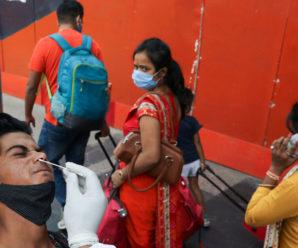 Україні загрожує індійський штам коронавірусу, що викликав найвищу в світі захворюваність