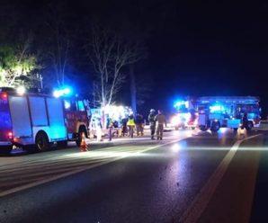 """""""Батько і двоє діток загинули, їх мама у лікарні у важкому стані"""": поблизу Седльців в Польщі трапилася трагічна пожежа"""