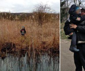 7-річний хлопчик втік від матері і ночував на болоті: будинок гірше сараю