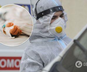 Медики боролися до останнього: від коронавірусу померла 3-річна дівчинка