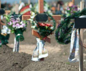 Позували оголеними на тлі могил: семикласниці фотографувалися на кладовищі