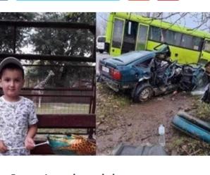 Сашка готують до операції: першокласнику з Франківщини, який потрапив в ДТП потрібна допомога