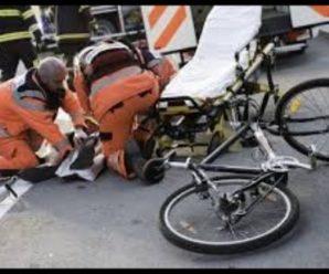 В Італії автомобіль збив  українку Марію, яка їхала на велосипеді: вона у дуже важкому стані, потрібна молитва