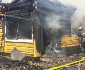 Трагедія на Франківщині: вогонь забрав життя людини (фото)