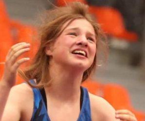 Прикарпатка стала чемпіонкою Європи з вільної боротьби U15