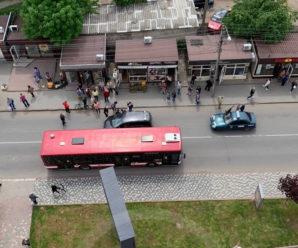 В Івано-Франківську автомобіль збив трирічну дитину (ФОТОФАКТ)