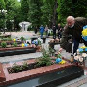 В Івано-Франківську вшанували військових, які загинули у гелікоптері МІ-8 (ФОТО)