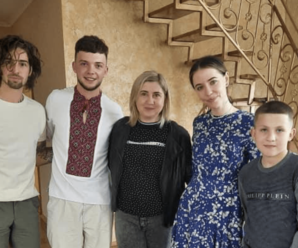 Дорофєєва з чоловіком приїхали на Прикарпаття у гості до Сергія Лазановського (ФОТО, ВІДЕО)