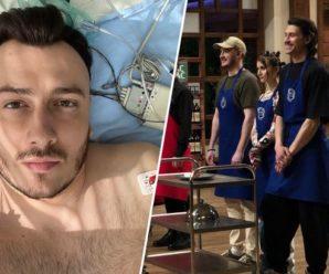 Український співак ліг під ніж хірурга після зйомок у МастерШеф: як він виглядає зараз