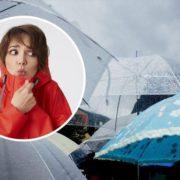 Циклон Nathan притягне в Україну дощі з грозами