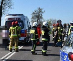 У Польщі в моторошній аварії загинув 9-річний хлопчик з України