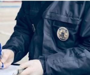 За тиждень на Прикарпатті склали понад 70 протоколів за порушення карантину