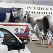 У Польщі зафіксували перший випадок індійського штаму коронавірусу