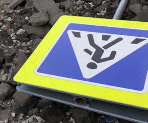 В Івано-Франківську автівка на тротуарі збила пішохода