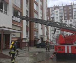 Франківські рятувальники знайшли тіло людини у згорілій квартирі