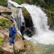 Під час екскурсії на водоспад загинув 12-річний підліток