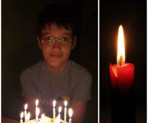"""""""За день до смерті виповнилось 12"""": мати загиблого на водоспаді учня, поділилась останнім фото"""
