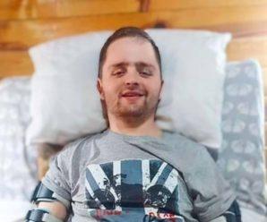 23-річному Олегу Кофлюку з Франківщини потрібна допомога на лікування