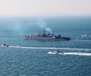 Військові кораблі у Чорному морі – вияв солідарності на тлі агресії РФ