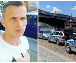 Шукали два тижні: у Празі знайшли мертвим 19-річного українця