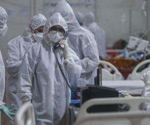 У лікарні медик, після смерті пацієнта з коронавірусом, використовувала карту та купувала солодощі