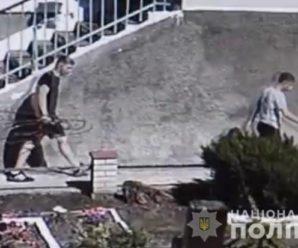 Поліція затримала підлітків, які вкрали кисневу трубу з ковідного відділення (ФОТО)