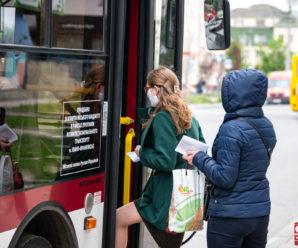 Влада Франківська підніме вартість проїзду в автобусах з середини липня