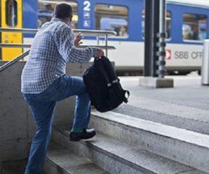 """Начальник поїзда в Польщі """"забув"""" машиніста в туалеті і поїхав без нього"""