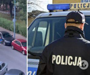 """У Варшаві 8 поліцейських з бійкою затримали українця, який """"стріляв"""" з вогнегасника. Відео інциденту"""