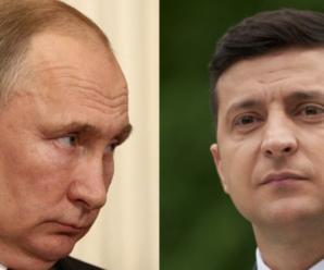 Стало відомо, про що Путін хоче поговорити із Зеленським