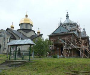 На Прикарпатті відновлюють 133-річну церкву (ФОТО)