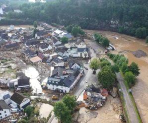 В результаті повені в Німечинні загинуло 155 осіб