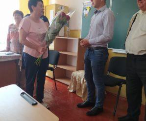 Голинський ліцей очолив наймолодший освітній керівник Калущини