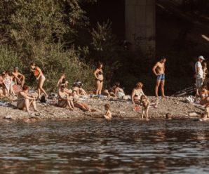 В Івано-Франківську заборонили купатися в міській річці, за кілька днів там потонули три людини