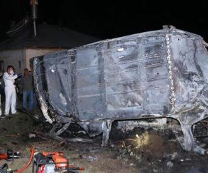 У Туреччині перекинувся мікроавтобус з мігрантами, 12 загиблих