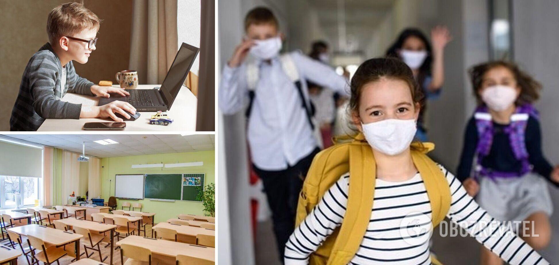 'Без щеплення не пустять': яким буде новий навчальний рік в Україні і як уникнути дистанційки