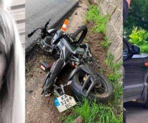Водій, який збив насмерть мотоциклістку, був під наркотиками та алкоголем