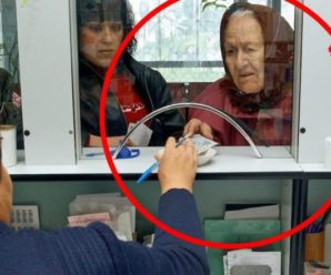 Касир «послав» бабусю в банкомат, але її відповідь змусила зал аплодувати стоячи. ОБЛАМАЛА КРАСИВО (відео)