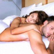Що потрібно зробити після сексу