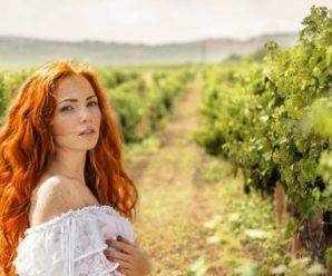 На Закарпатті розшукують рудоволосих для фотосесії у виноградниках