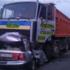 """""""Шансів вижити не було"""": у жахливій автотрощі вантажівка розчавила автомобіль (ФОТО)"""