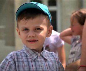 На Прикарпатті 5-річний хлопчик вивчив таблицю Менделєєва та знає абетки 12 мов