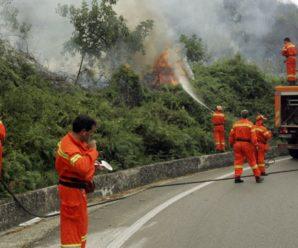 На Італію насувається нова хвиля аномальної спеки, яка загрожує новими пожежами