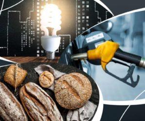 Що буде з цінами восени: як здорожчають продукти, комунальні послуги та паливо