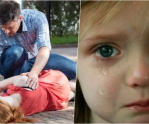 """""""Допоможіть, моїй мамі погано"""" – маленька дівчинка просила допомоги у Чоловіка в парку. ВІН, побачив жінку, обімлів, Адже я 7 років тому…"""