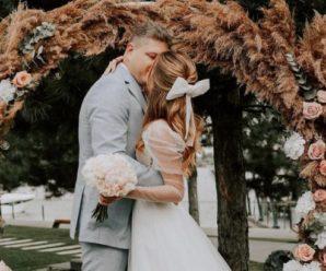 Настя з Уханя вийшла заміж за главу міграційної служби (фото)
